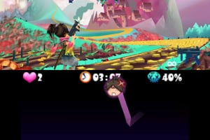 Zombie Panic in Wonderland DX Screenshot