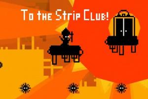 Electronic Super Joy: Groove City Screenshot