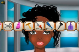 My Style Studio: Hair Salon Screenshot