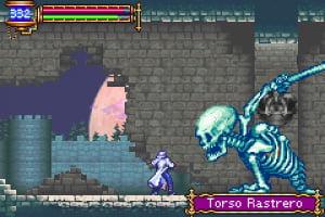 Castlevania: Aria of Sorrow Screenshot