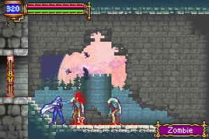 Castlevania: Aria of Sorrow Screenshot