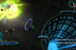 Alien Syndrome Screenshot