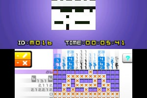 Picross e5 Screenshot