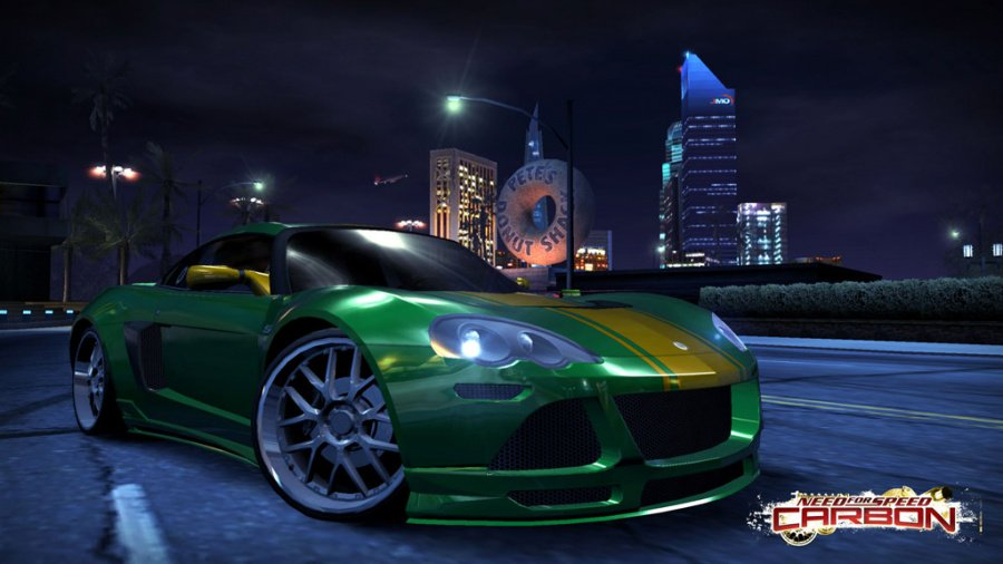 Need For Speed: Carbon Review - Screenshot 2 of 5