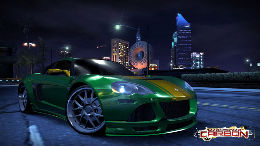 Need For Speed: Carbon Review - Screenshot 4 of 5