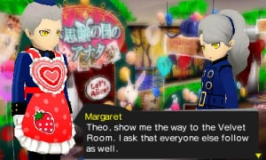 Persona Q: Shadow of the Labyrinth Review - Screenshot 8 of 12