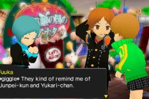 Persona Q: Shadow of the Labyrinth Screenshot