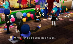 Persona Q: Shadow of the Labyrinth Review - Screenshot 9 of 12