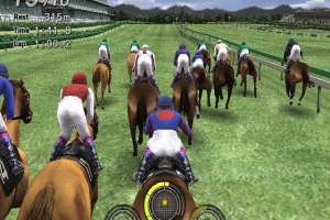G1 Jockey Wii Screenshot