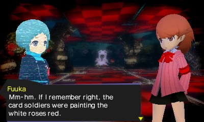 Persona Q: Shadow of the Labyrinth [3DS] Large
