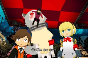Persona Q: Shadow of the Labyrinth Screenshot