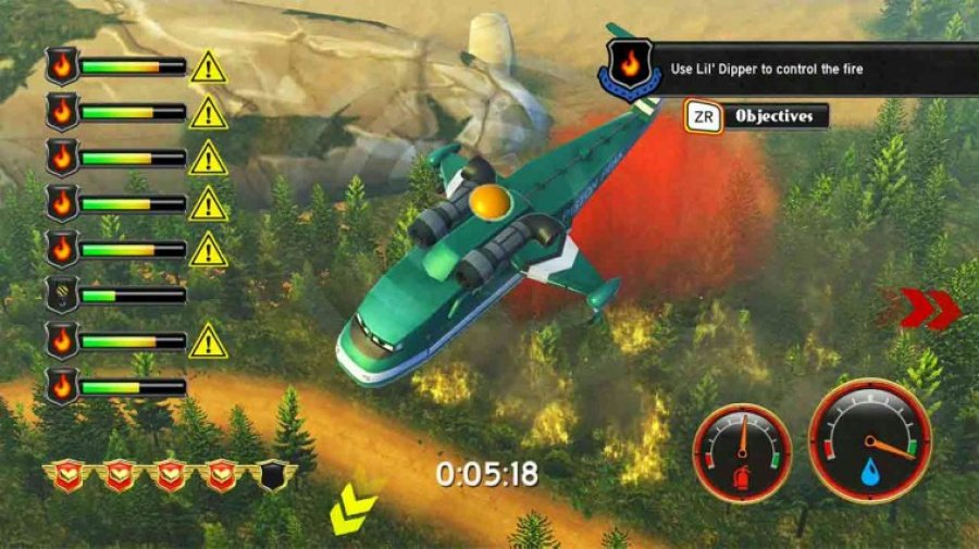 Disney Planes: Fire & Rescue Review - Screenshot 4 of 4