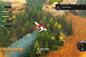 Disney Planes: Fire & Rescue Screenshot