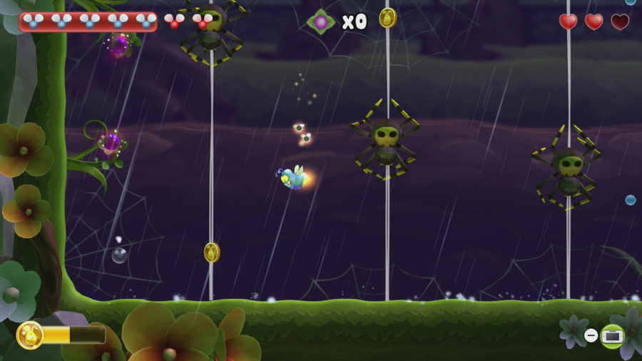 Shiny The Firefly Review - Screenshot 1 of 3