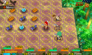 Etrian Mystery Dungeon Review - Screenshot 8 of 10