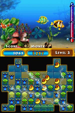 DSi Ware Fishdom 10