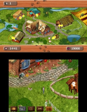 My Life on a Farm 3D Review - Screenshot 1 of 3