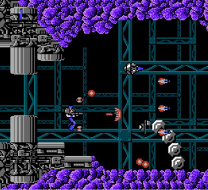 S.C.A.T.: Special Cybernetic Attack Team Review - Screenshot 3 of 4