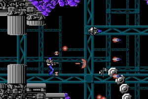 S.C.A.T.: Special Cybernetic Attack Team Screenshot