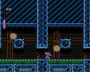 Shadow of the Ninja Review - Screenshot 2 of 5