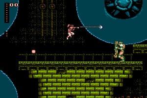 Shadow of the Ninja Screenshot
