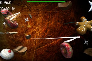 Cake Ninja 3: The Legend Continues Screenshot