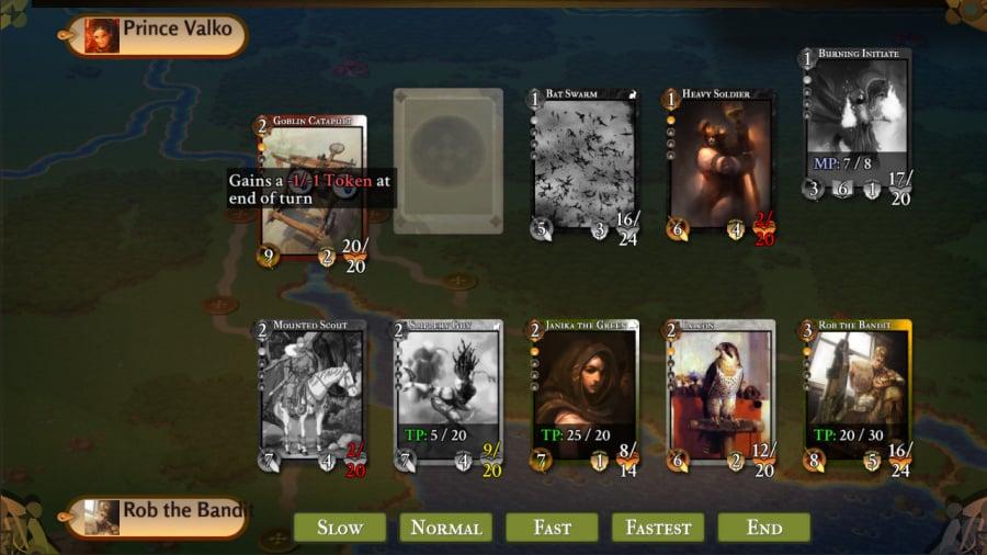 Lucadian Chronicles Review - Screenshot 1 of 3