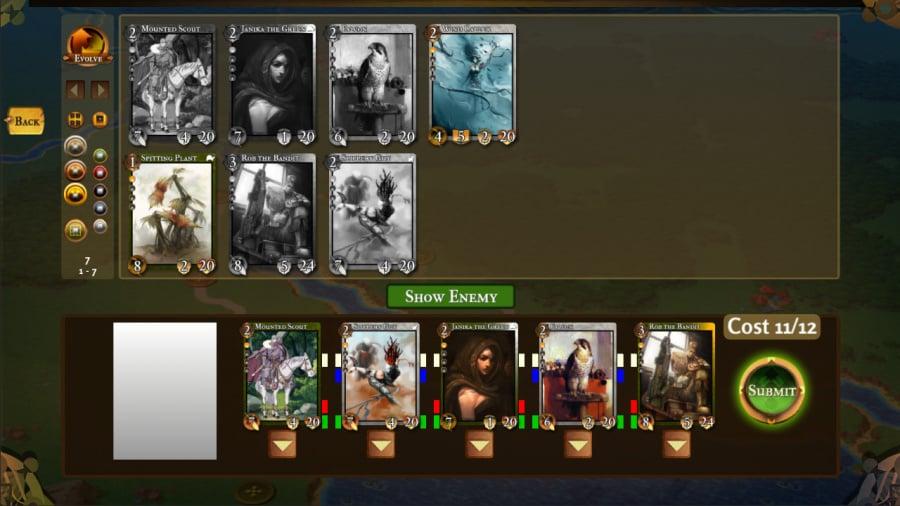 Lucadian Chronicles Review - Screenshot 2 of 3