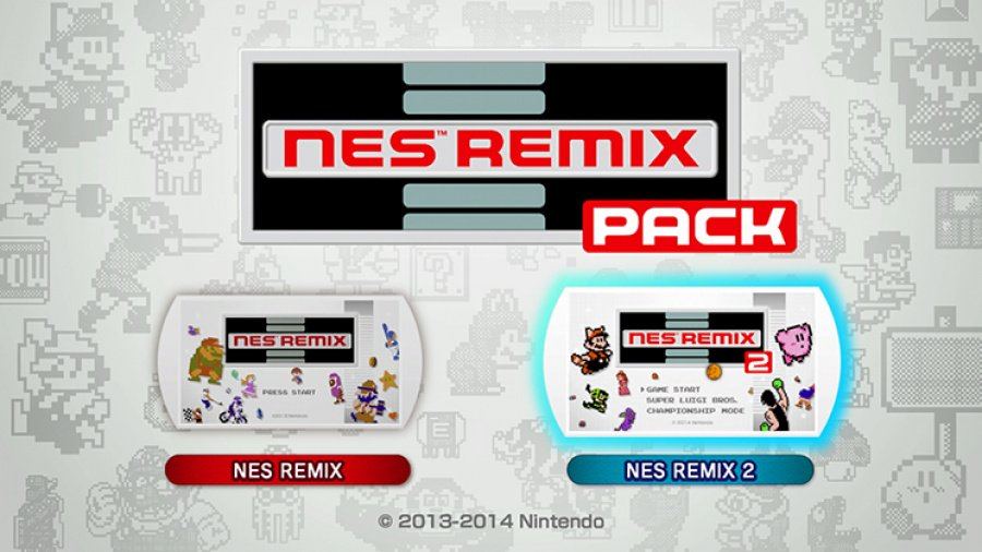 NES Remix Pack Review - Screenshot 1 of 3