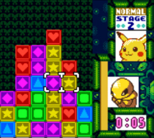 Pokémon Puzzle Challenge Review - Screenshot 1 of 4