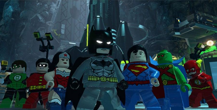LEGO  Batman 3: Beyond Gotham Review - Screenshot 5 of 6
