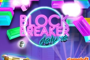 Block Breaker Deluxe Screenshot