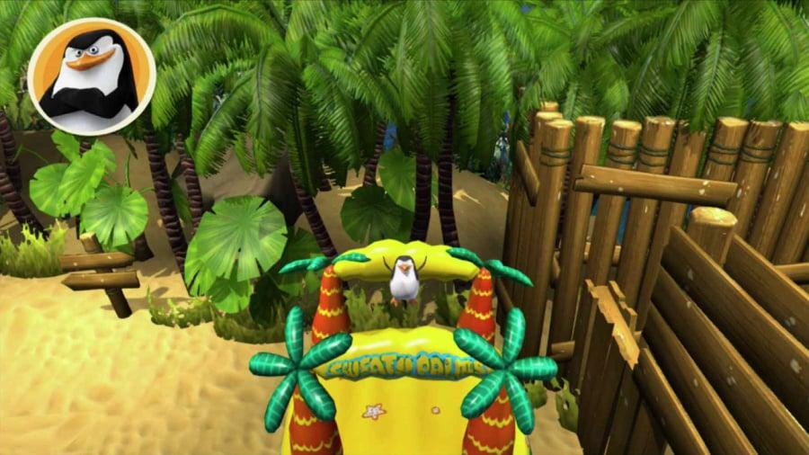 Penguins of Madagascar Review - Screenshot 1 of 4