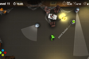 Spy Chameleon Screenshot