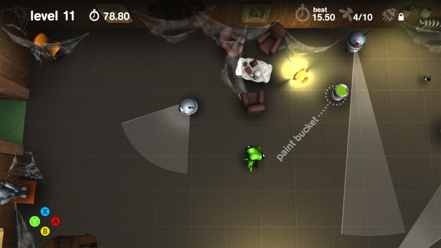 Spy Chameleon Review - Screenshot 1 of 4