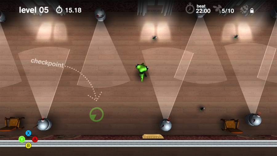 Spy Chameleon Review - Screenshot 4 of 4