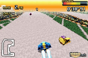 F-Zero: GP Legend Screenshot
