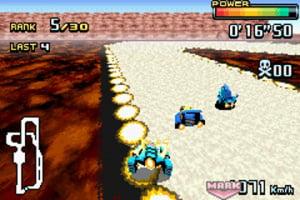 F-Zero: GP Legend Screenshot