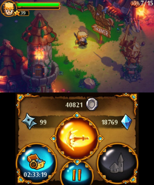 League of Heroes Review - Screenshot 2 of 4