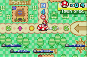 Mario Party Advance Review - Screenshot 1 of 6