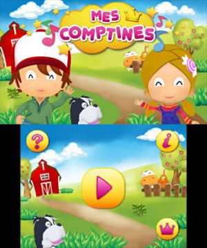 Mes Comptines Review - Screenshot 1 of 3