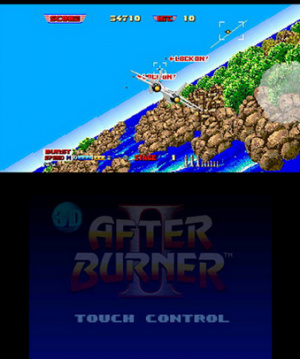3D After Burner II Review - Screenshot 1 of 4