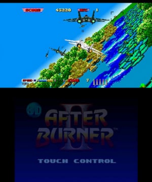 3D After Burner II Review - Screenshot 2 of 4