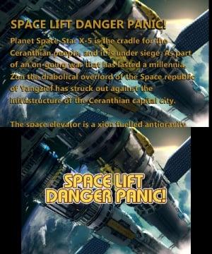 Space Lift Danger Panic! Review - Screenshot 1 of 3