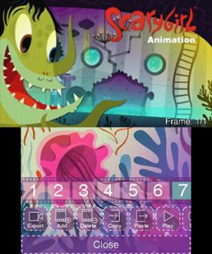 Scarygirl Illustration Kit Review - Screenshot 1 of 2