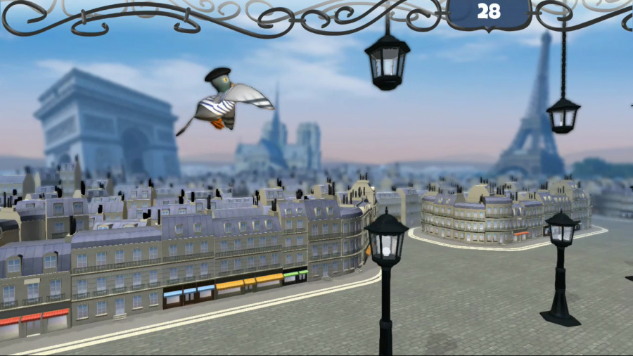 Frenchy Bird Review - Screenshot 1 of 2