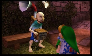 The Legend of Zelda: Majora's Mask 3D Review - Screenshot 3 of 12