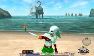 The Legend of Zelda: Majora's Mask 3D Review - Screenshot 1 of 12