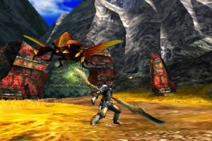 Monster Hunter 4 Ultimate Screenshot