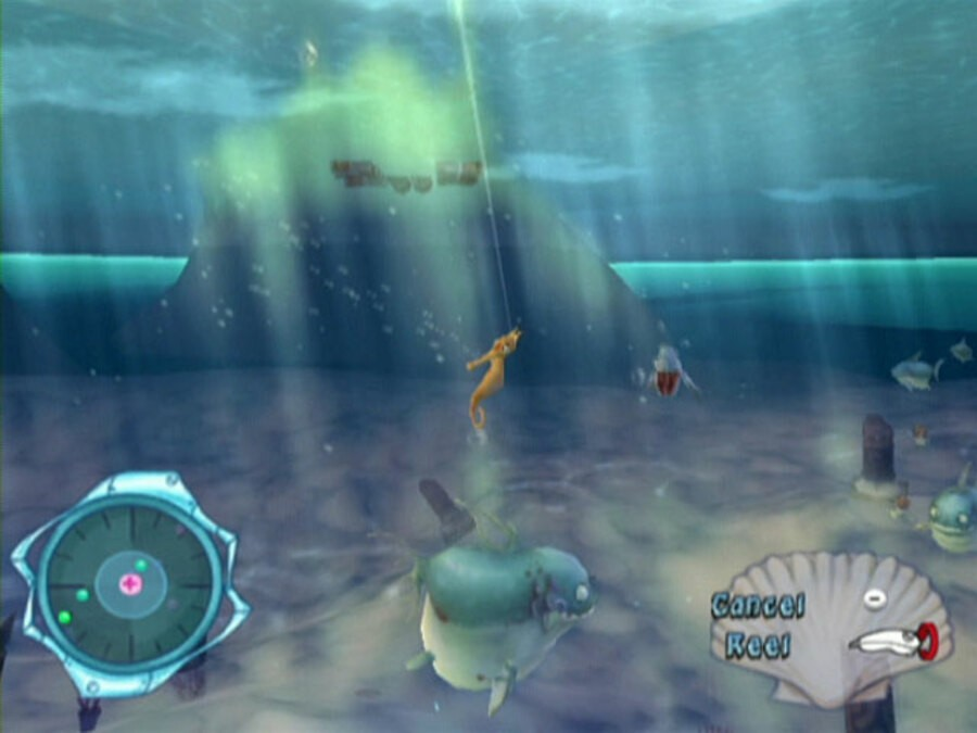 Cocoto Fishing Master Screenshot